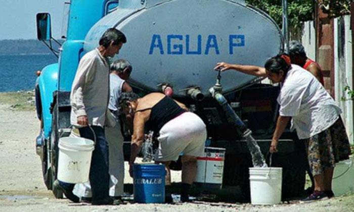 sequía en santiago de cuba