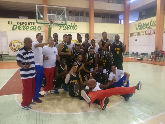 Pinar del Río es el nuevo monarca del Baloncesto cubano