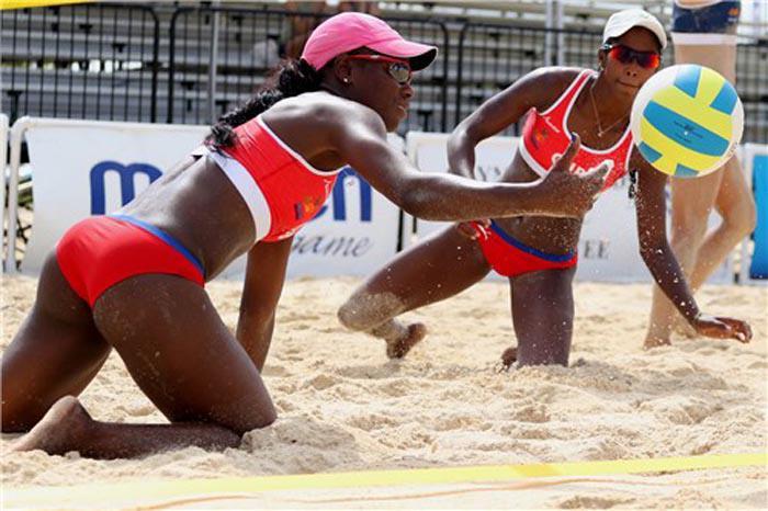 Nuevitas, Camagüey, acogerá Campeonato Nacional de Voleibol de playa