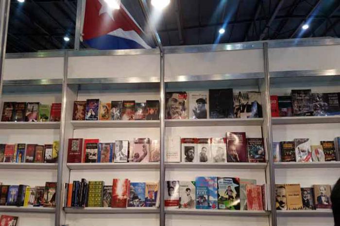 Cuba y su literatura en Feria del libro de Buenos Aires