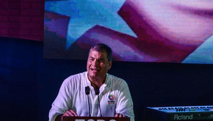 Entregan a Rafael Correa hoy en La Habana  la Orden José Martí