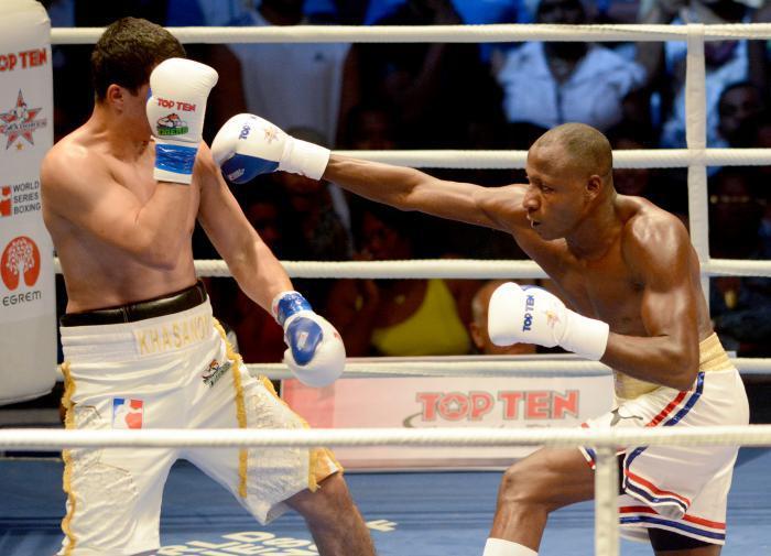 Domadores de Cuba no pudo con Tigres de Uzbekistán en Serie Mundial de Boxeo