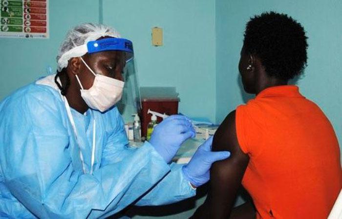 Ebola en la Republica Democrática del Congo