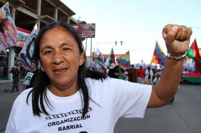Exigen liberación de Milagro Sala en Argentina
