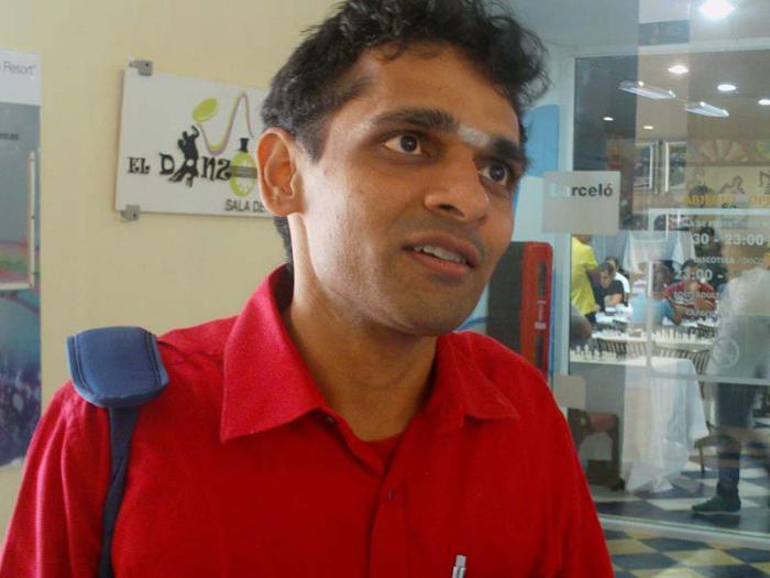 Conquista indio Sasikiran título del Torneo Capablanca de Ajedrez