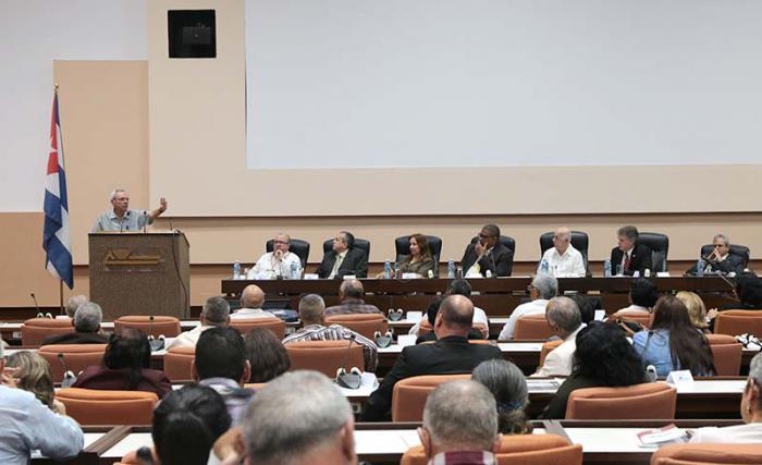 Dedican a Fidel Congreso de la Unión Nacional de Juristas de Cuba