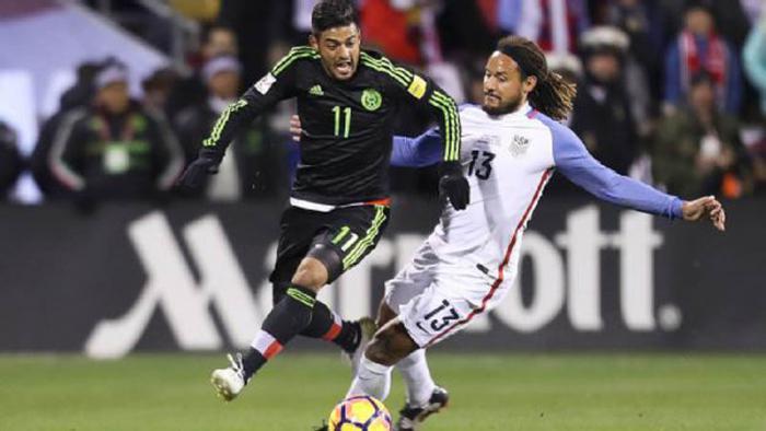 México y Estados Unidos son favoritos para ganar en la quinta fecha de la eliminatoria mundialista. Foto: Getty Images
