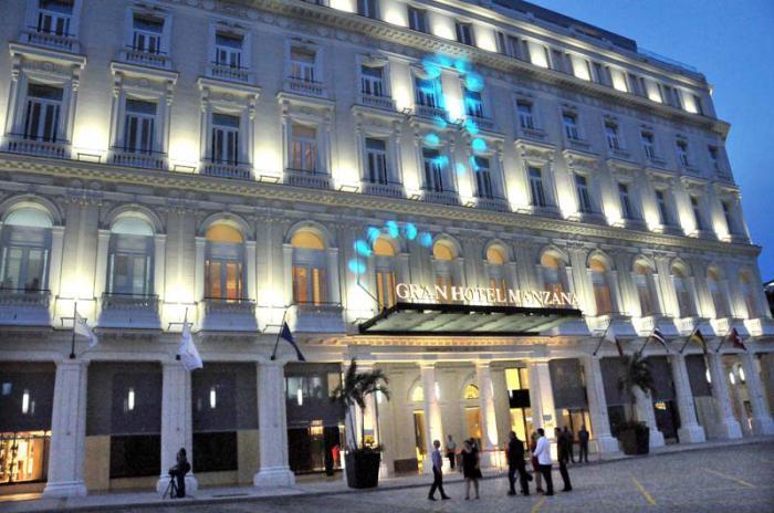 Inauguran primer hotel cubano de lujo cinco estrellas plus - Hotel de cinco estrellas ...