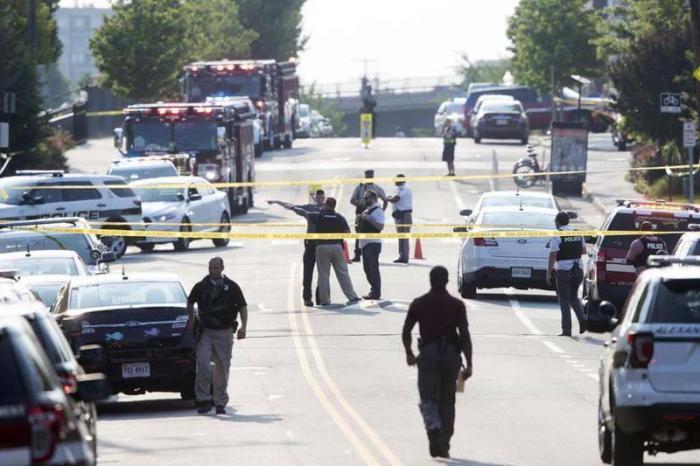 En condición crítica legislador estadounidense herido en tiroteo