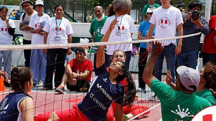 La práctica de todos los deportes paralímpicos es un objetivo inmediato de Perú. FOTO: Erikson Montenegro