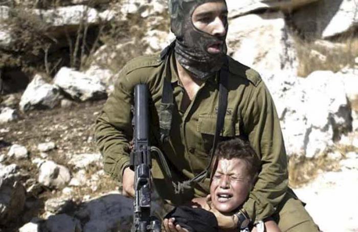 Un promedio anual de 700 menores de edad palestinos fueron detenidos por los ocupantes en Jerusalén Oriental en los tres últimos años.
