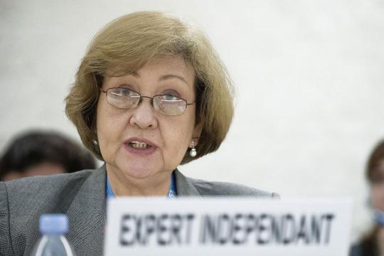 Visitará Cuba experta de la ONU sobre derechos humanos y solidaridad