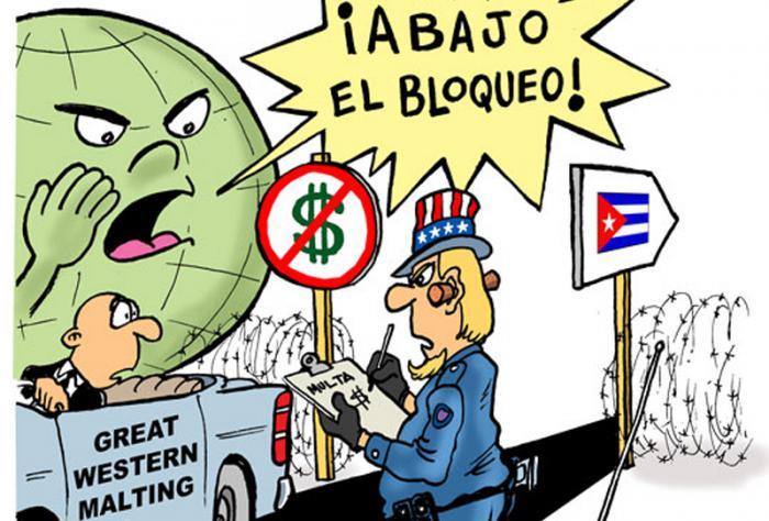 Reportan severos daños en la Salud Pública cubana a consecuencia del bloqueo de EE.UU.
