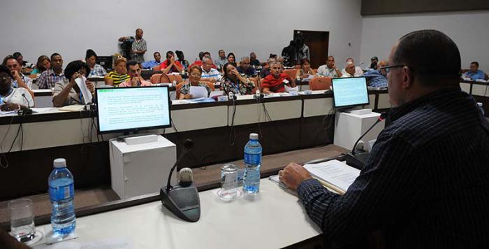 9no período ordinario de sesiones de la ANPP en su VIII Legislatura, comisión de Agroalimentaria.