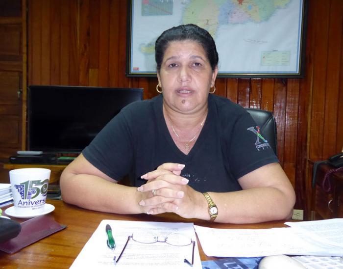 Gladys Martínez Verdecia, primera secretaria del Partido en Pinar del Río, accedió a dialogar con Granma a propósito del otorgamiento a la provincia de la sede del acto central por el Día de la Rebeldía Nacional