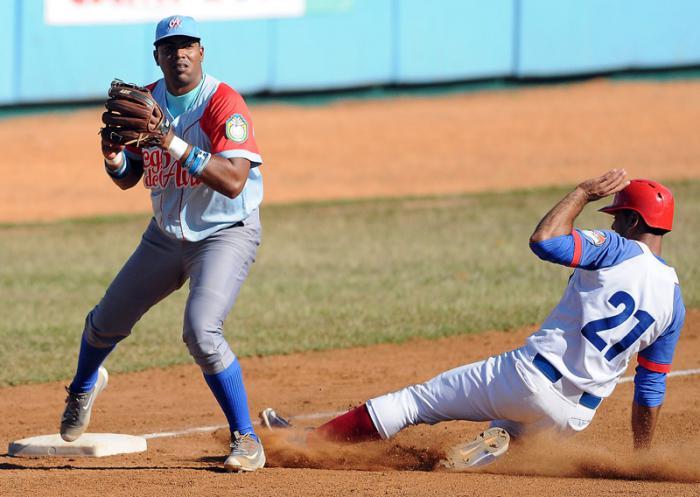Los finalistas de la Serie 56 se enfrentarán en la cuarta subserie del campeonato . foto: ricardo lópez hevia