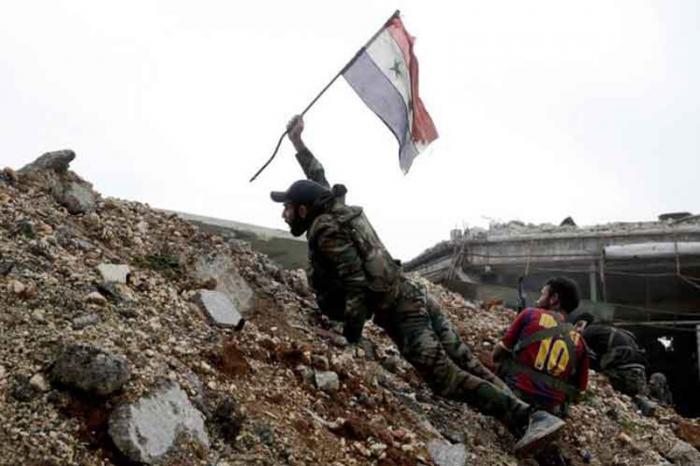 Los Resultados De La Firmeza Y Tenacidad De Siria Mundo