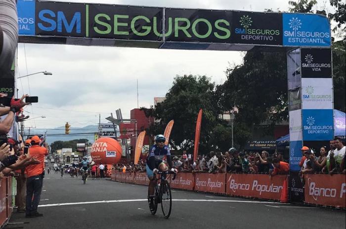 Arlenis Sierra conquistó cuatro títulos en Vuelta ciclística a Costa Rica