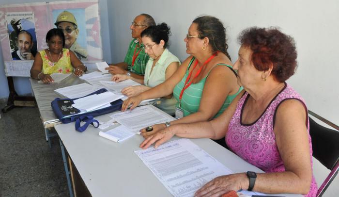 Des délégués aux assemblées municipales du Pouvoir populaire sont élus à Camagüey