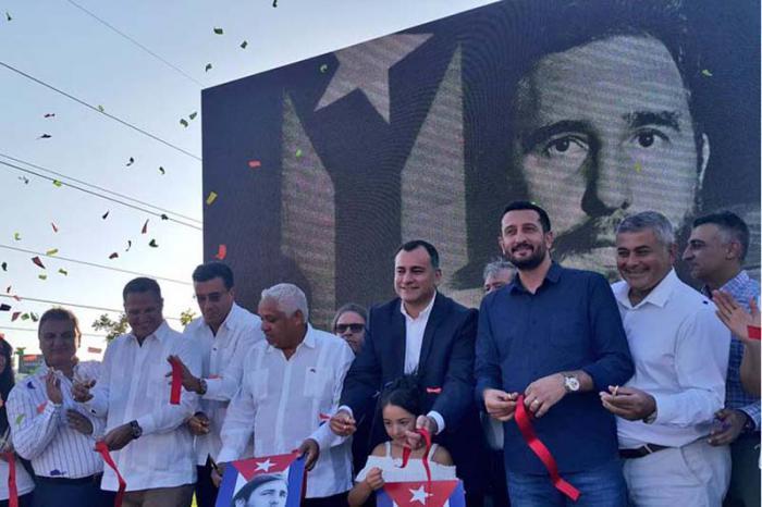 El mundo recordó el natalicio de Fidel