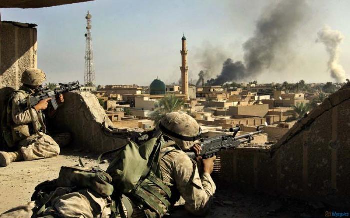 Para la invasión de Irak, Estados Unidos utilizó el pretexto de que la nación había acumulado «armas de destrucción masiva». Foto: Reuters