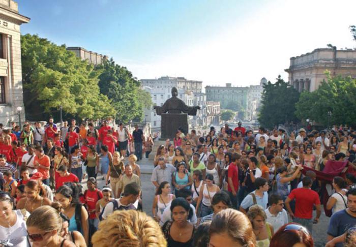 Más de 240 000 estudiantes llegan este septiembre a las instituciones de educación superior del país