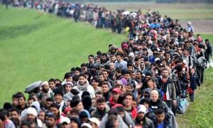 El Mediterráneo central se convirtió en la vía principal de ingreso a Europa para los migrantes provenientes de África y países como Siria. foto: prensa latina
