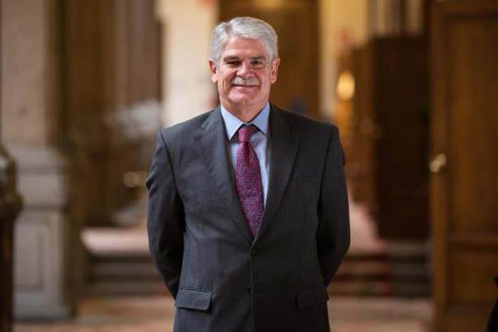 Visitara Cuba Ministro De Asuntos Exteriores De Espana Mundo