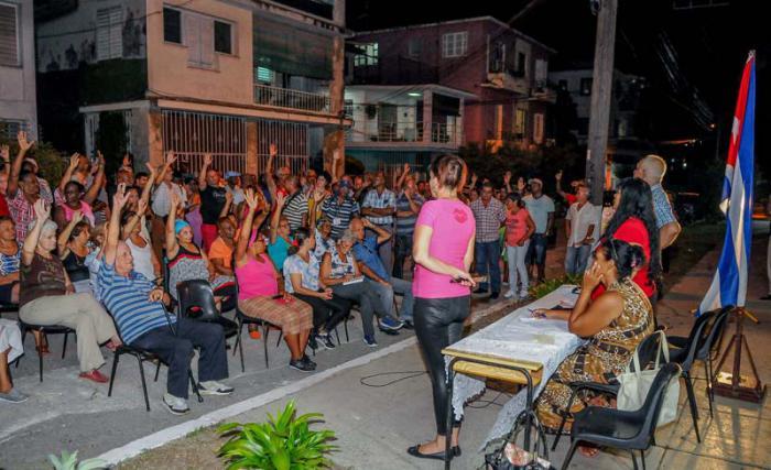 Se desarrolla en toda Cuba proceso de nominación de candidatos para elecciones generales