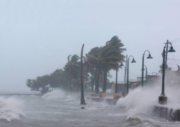 En Puerto Rico 6 200 personas se evacuaron en albergues durante el paso del huracán Irma. Foto: Reuters
