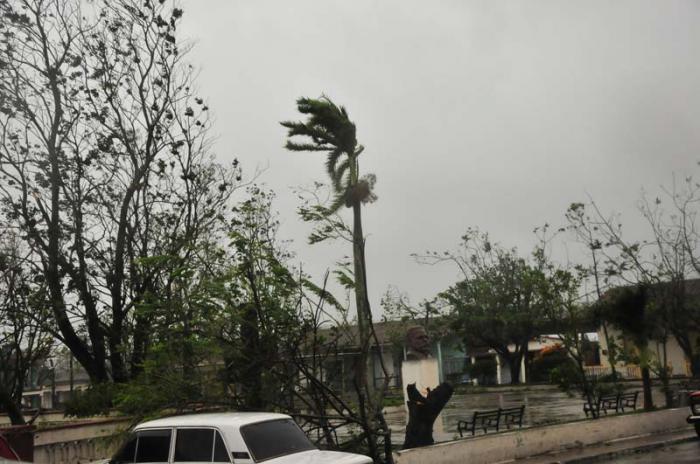 Huracán Irma, Yaguajay Sancti Spíritus.