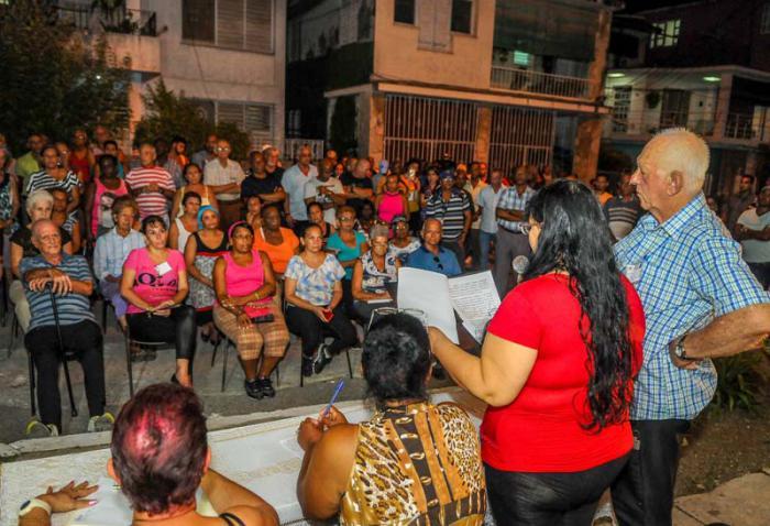 Asambleas de nominación continúan de acuerdo con las condiciones en cada territorio cubano