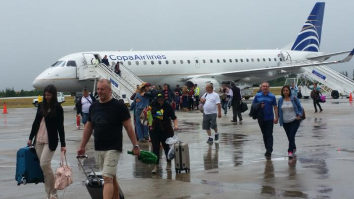 Resultado de imagen para aeropuerto cubano