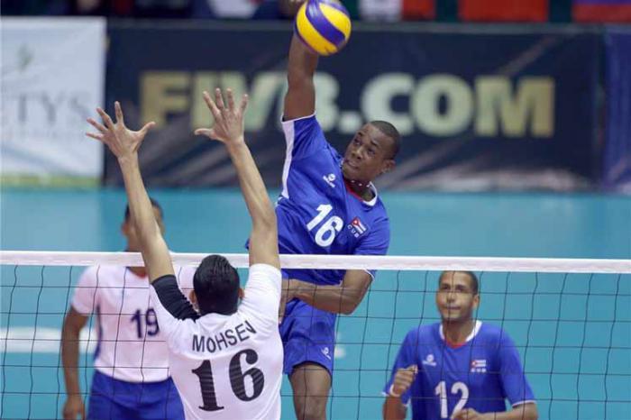Voleibolista cubano, Luis Tomás Sosa, será indemnizado por el Estado finlandés.