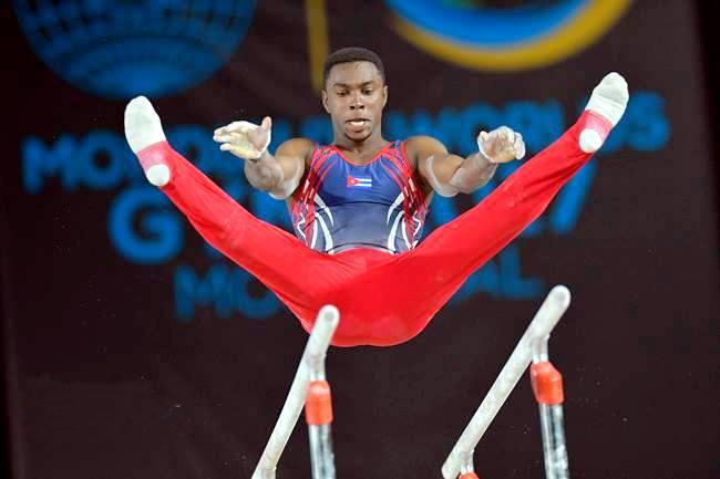Compiten cuatro atletas cubanos en Campeonato Mundial de Gimnasia