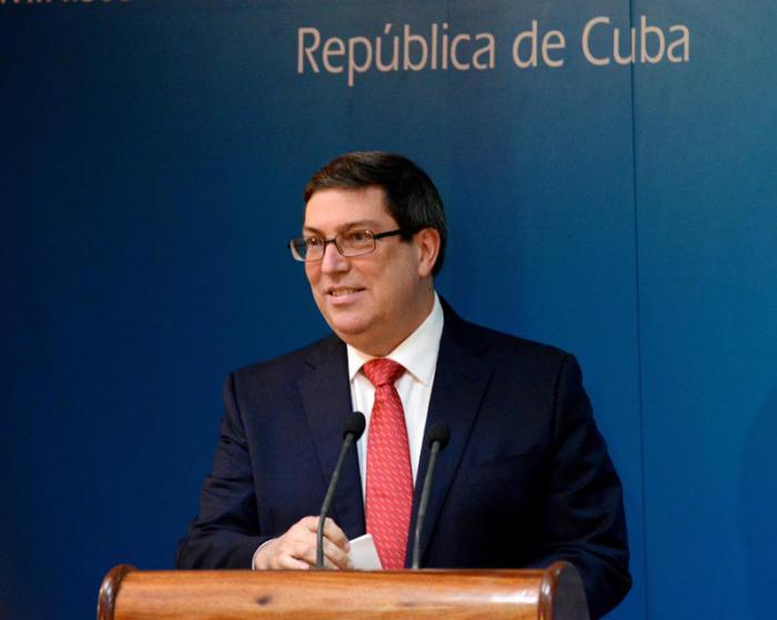 Inicia ministro cubano de Relaciones Exteriores gira por naciones de Europa