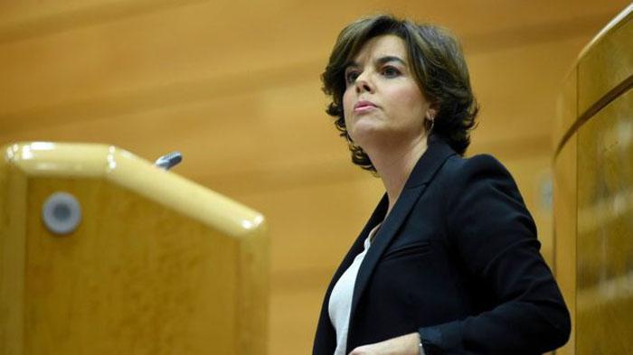 España toma el control del gobierno catalán