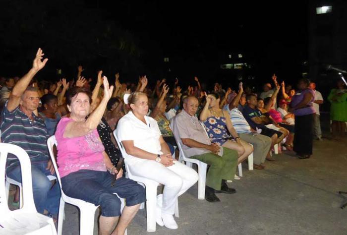 Concluyó en Cuba proceso de nominación de delegados a asambleas municipales del Poder Popular