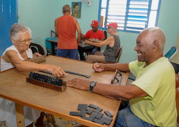 Programa de atención al adulto mayor, una fortaleza de la salud pública en Granma