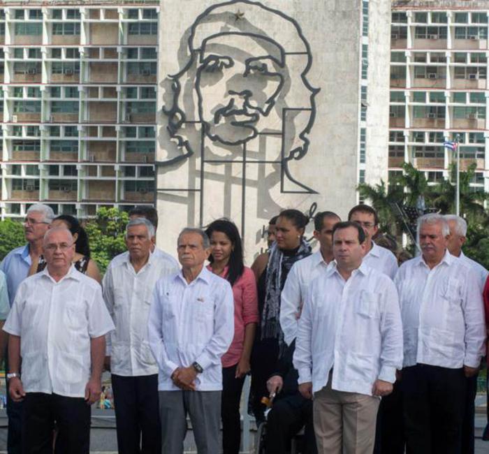 Oscar López Rivera recibió en Cuba Orden de la Solidaridad