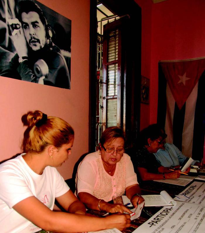 Cuba está lista para las elecciones