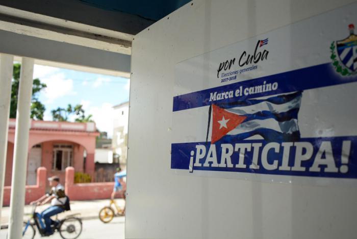 La Revolución Cubana nos dio derecho al voto