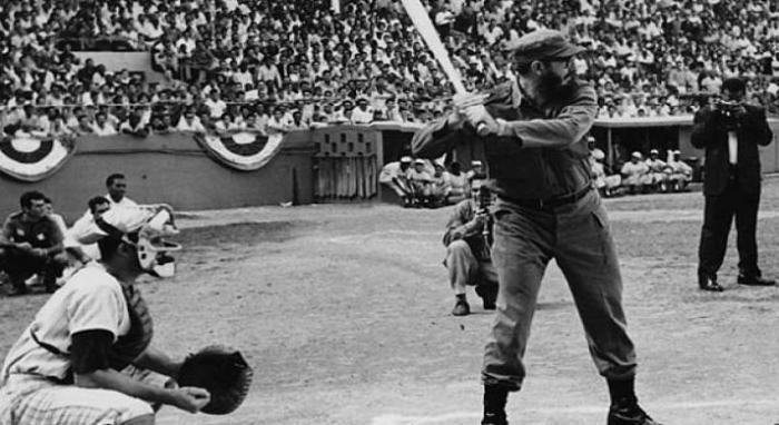 Homenaje a Fidel en gala inaugural del campeonato cubano de Béisbol