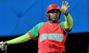 Serie-55-Beisbol-Las Tunas Jorge Yhonson