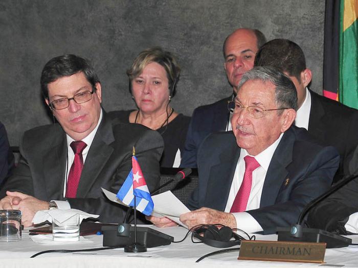 Discurso pronunciado por el presidente cubano Raúl Castroen la VI Cumbre Caricom-Cuba