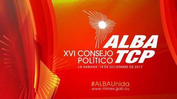 Comienza el XVI Consejo Político del ALBA-TCP