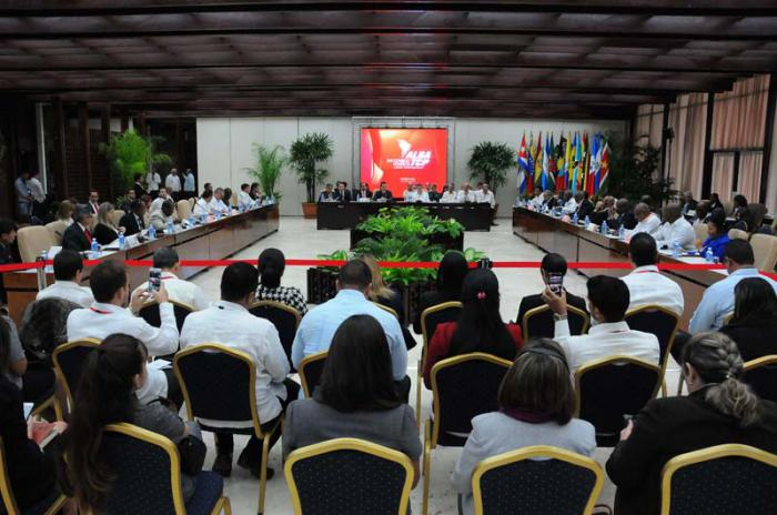 Cuba reiterates Solidarity with Venezuela in ALBA-TCP Political Council