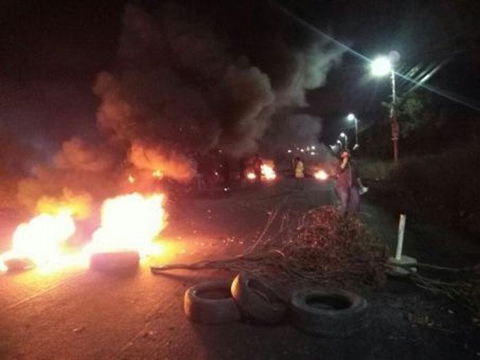 Aumentan protestas tras elecciones presidenciales en Honduras