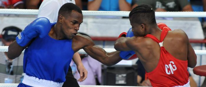 Boxing Stars show today in Camagüey