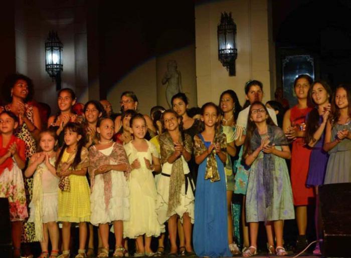 Las Cantorías infantiles siguen regalando su arte a toda Cuba.